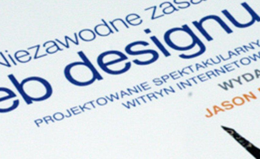 Okładka artykułu Niezawodne zasady web designu Wydanie II — Jason Beaird – recenzja