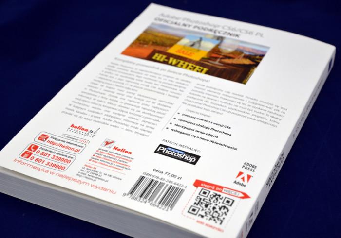 Adobe Photoshop CS6CS6PL Oficjalny podręcznik recenzja (4)
