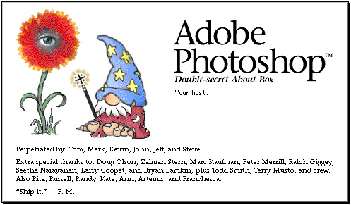 Adobe Photoshop 2.0