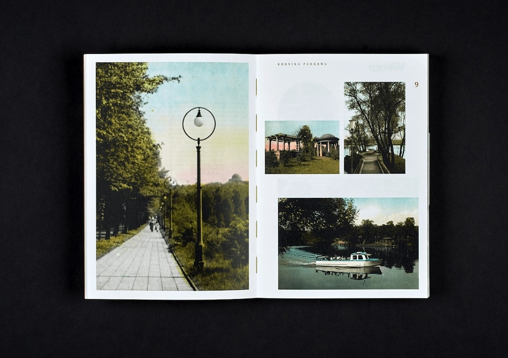 The Park Chronicle, Marta Gawin