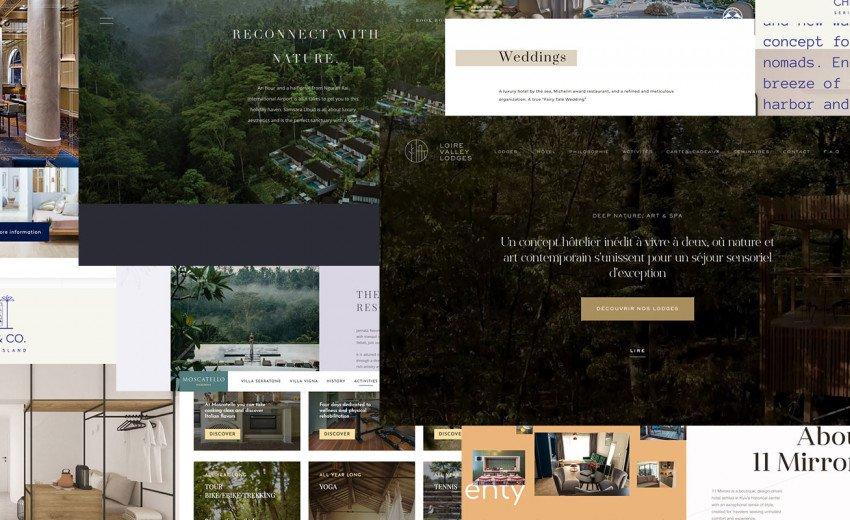 Okładka artykułu Inspirujące strony internetowe hoteli — Dobre przykłady i rozwiązania, które warto stosować