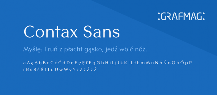 Contax-Sans