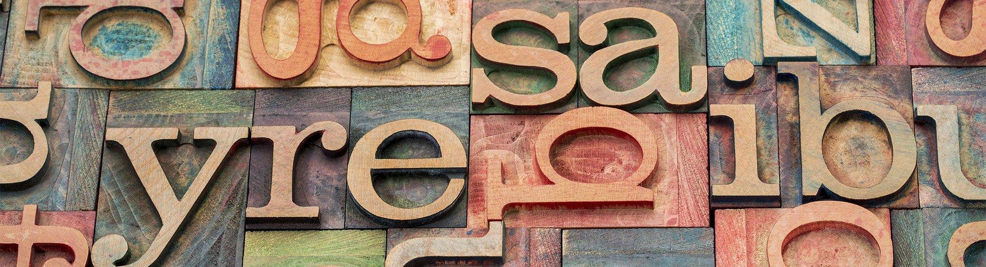 Okładka artykułu Techniki druku — Część I: Letterpress