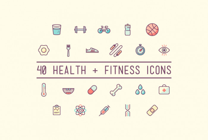 Health-&-Fitness-Icons