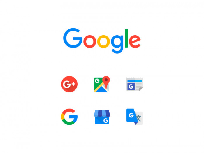 New-Google-icons