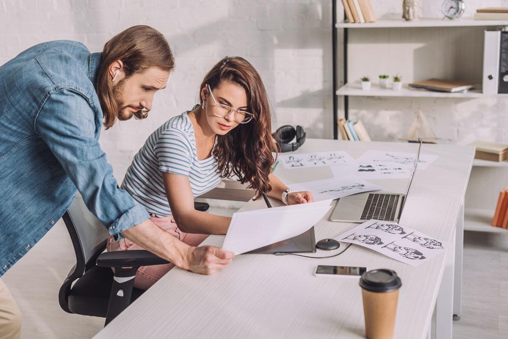 Ile wstępnych projektów pokazać klientowi?