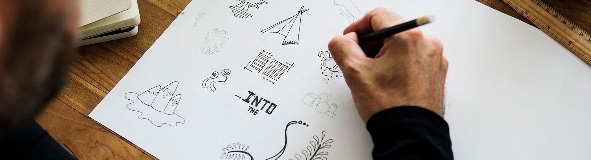 Okładka artykułu Jak powinno wyglądać dobre logo? — 5 zasad, których warto przestrzegać