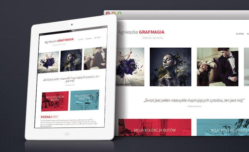 Okładka artykułu Responsywna strona internetowa — Z Adobe Photoshop i Edge Reflow