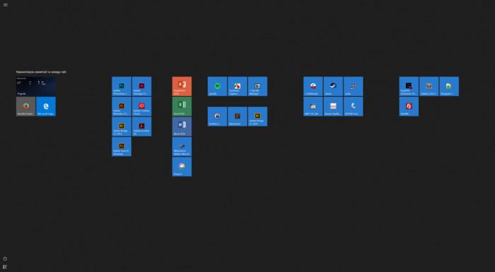 Rozdzielczość 4k na Windows 10 przy skalowaniu 150%