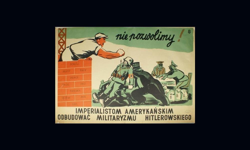 Plakat socialistyczny