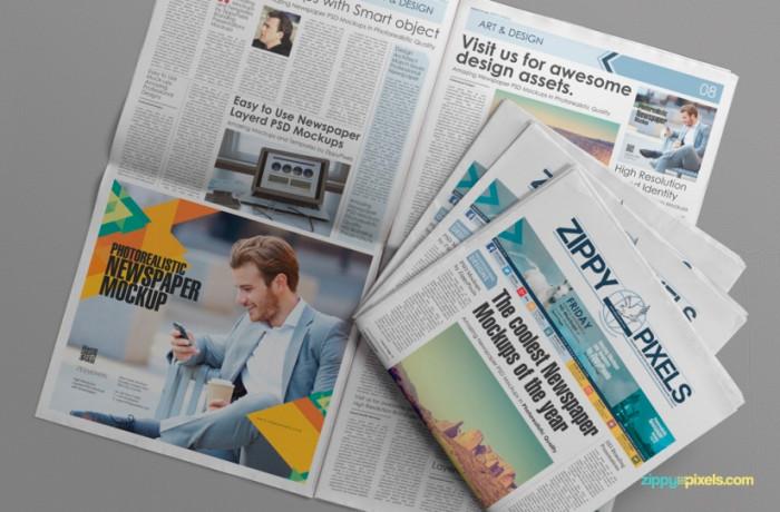 free-newspaper-ad-psd-mockup