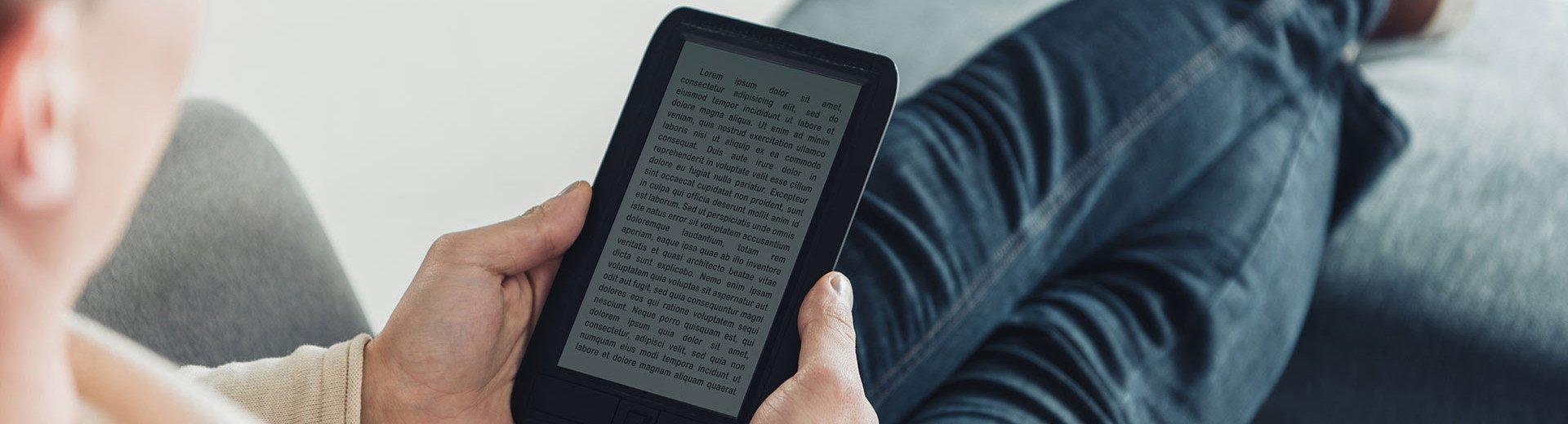Okładka artykułu Najczęstsze błędy podczas składu e-booków — 4 problemy, których lepiej unikać