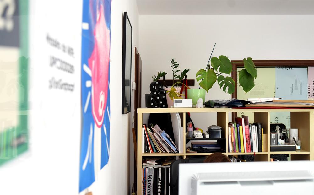 Biurka projektantów - Studio Spectro