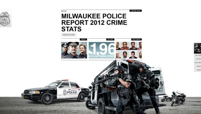07 Milwaukee Police