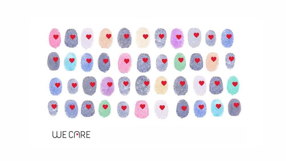 Projekty graficzne dla WeCare autorstwa Rio Creativo