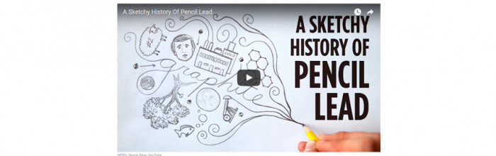 origin-of-pencil-lead