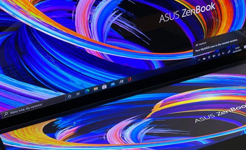 Okładka artykułu Laptop jutra już dziś na Twoim biurku — Poznaj ASUS ZenBook Pro Duo