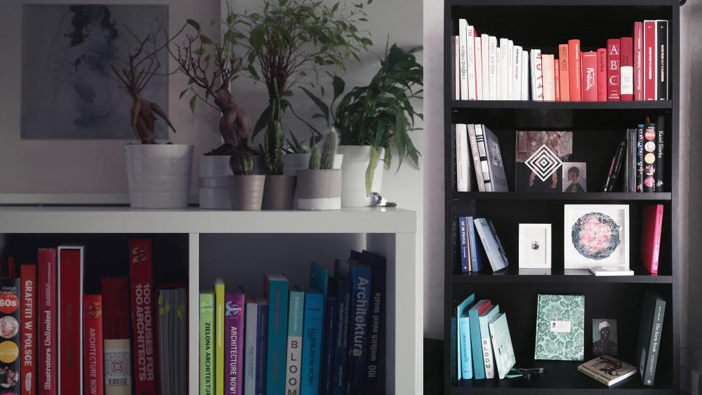 Książki w poszukiwaniu inspiracji