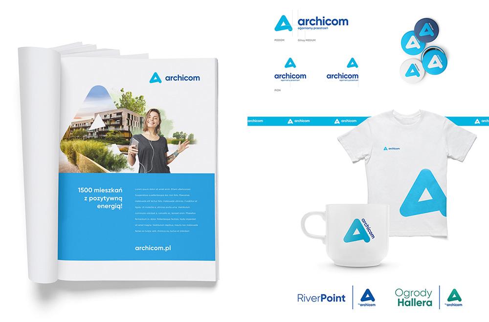 Archicom, Logotypy.com i Plantacja Studio