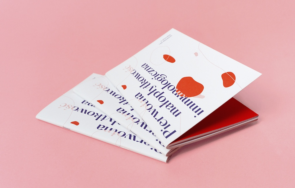 Thrombocytopenia (ITP) — Editorial Design / Brochure, Aneta Lewandowska