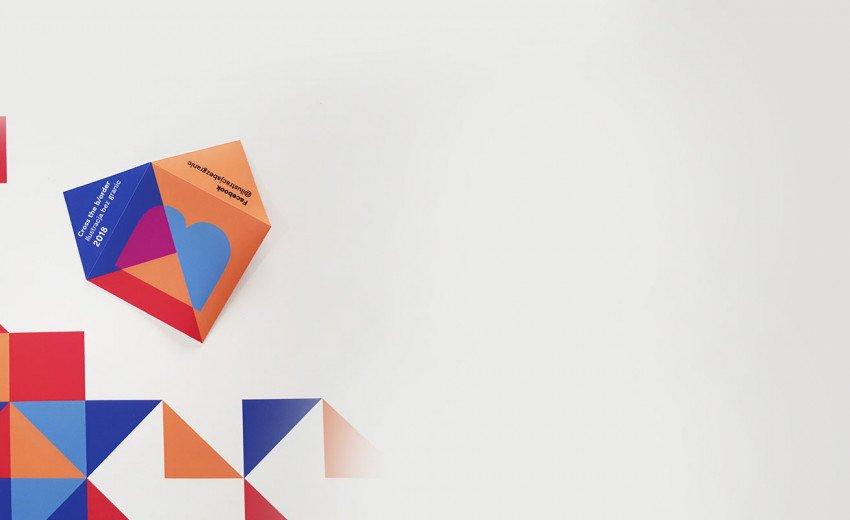 Okładka artykułu Ilustracja kontra granice — Wystawa na Gdynia Design Days