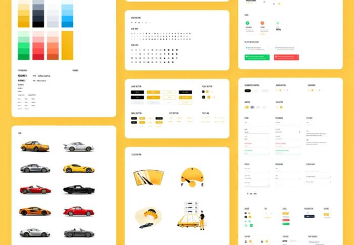 Darmowe materiały dla projektantów