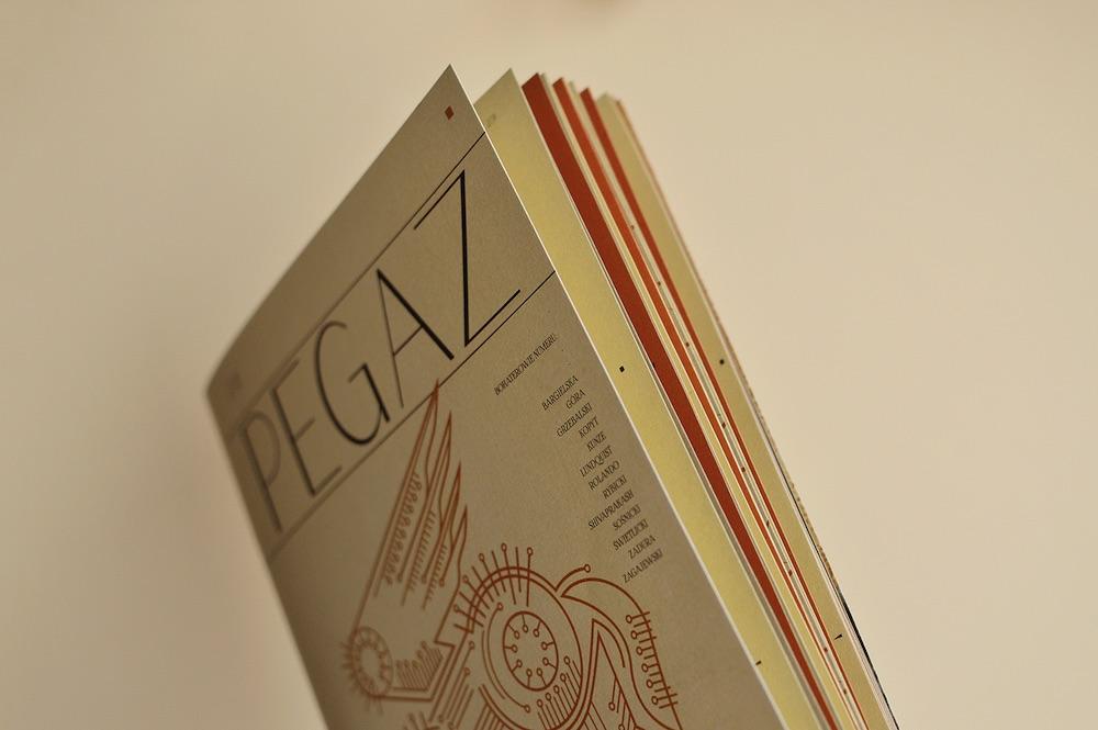 P E G A Z | Editorial design,Jana Krupska