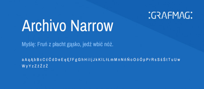 Archivo-Narrow