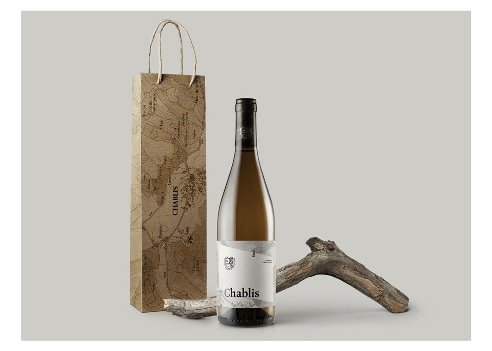 Chablis wine,Dawid Wadach