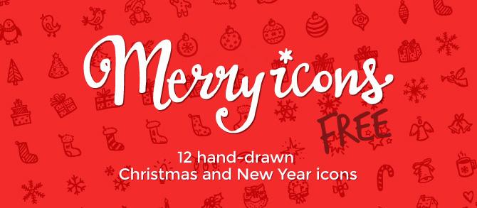 merry-icons-free
