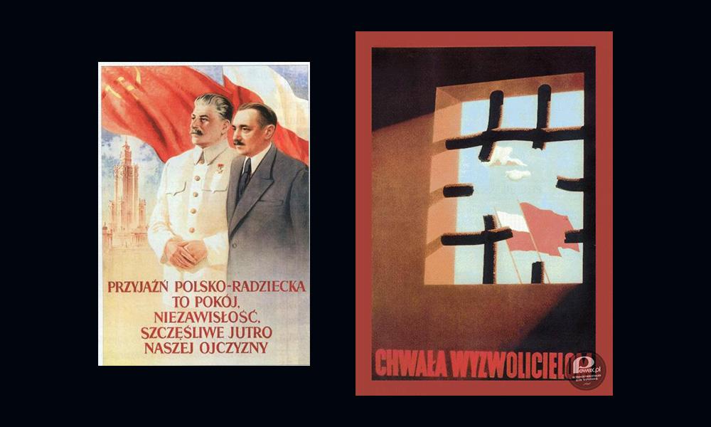 Plakat socjalistyczny