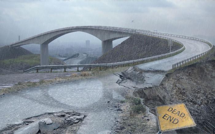 Tworzymy klimatyczna fotomanipulacje sceny poscigu w Adobe Photoshop, maski, deszcz,  (9)