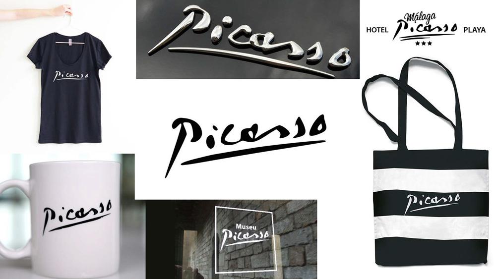 Produkty sygnowane podpisem Pablo Picasso