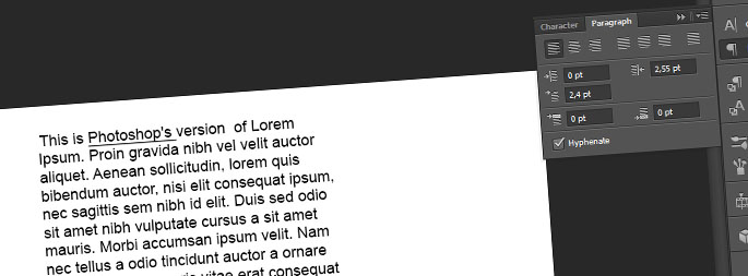Wypełnianie tekstem Lorem Ipsum
