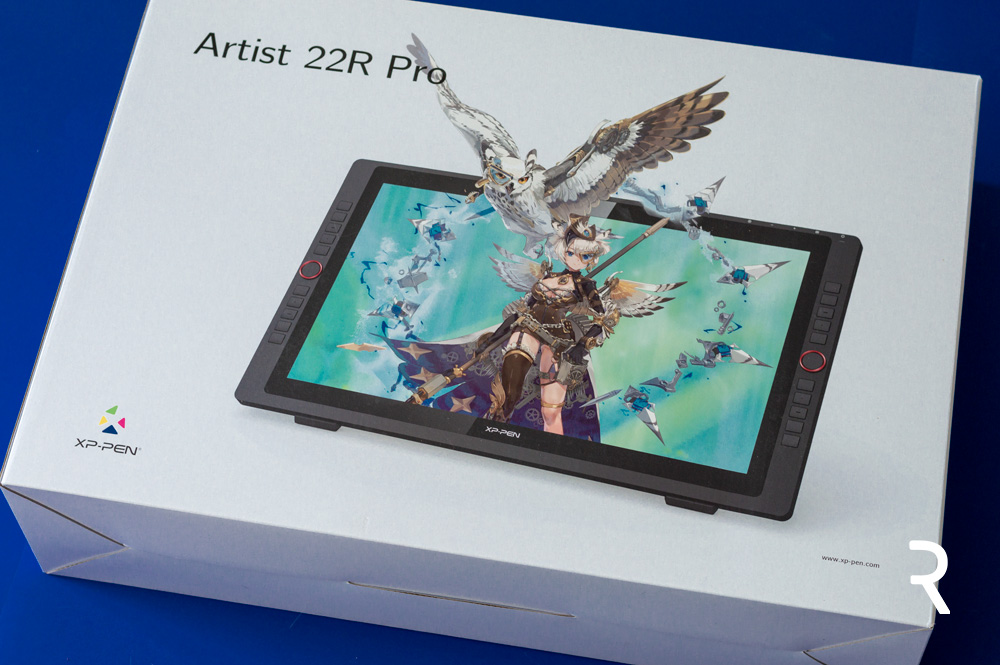 Recenzja XP-PEN Artist 22R PRO