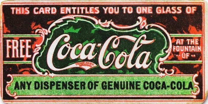 Kupon na Coca Colę