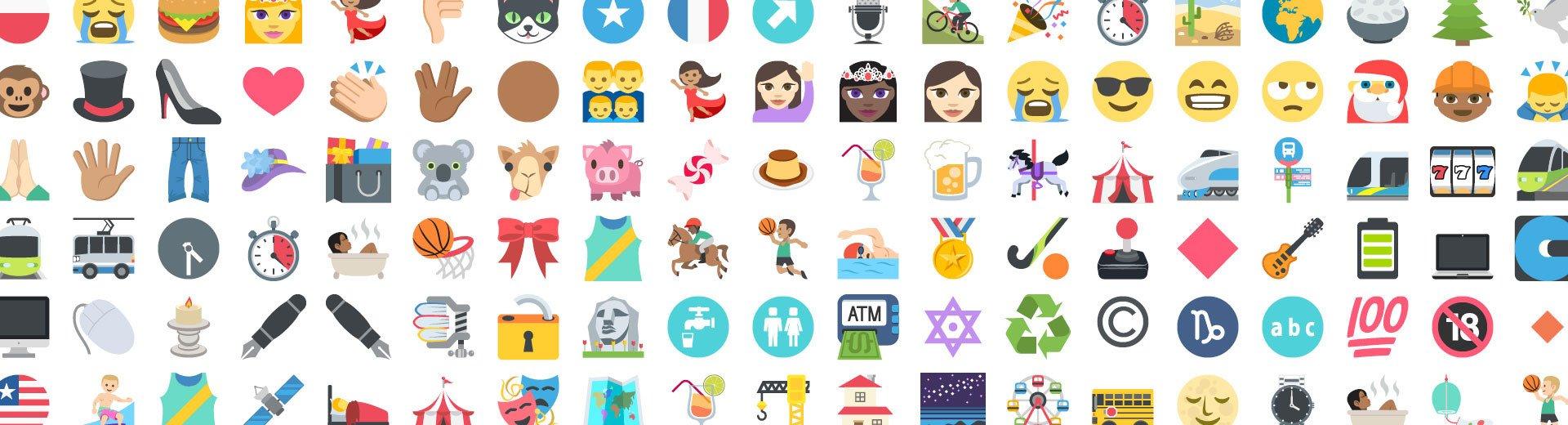Okładka artykułu Od emotikon do emoji — Historia i wykorzystanie w reklamie