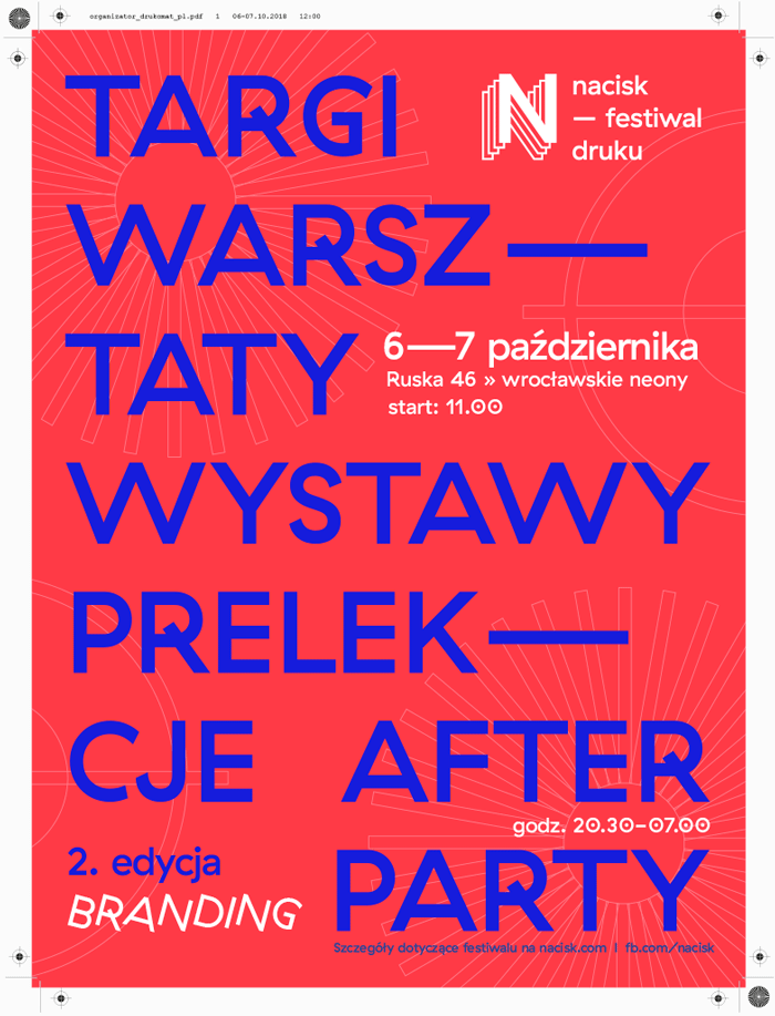 Festiwal druku NACISK
