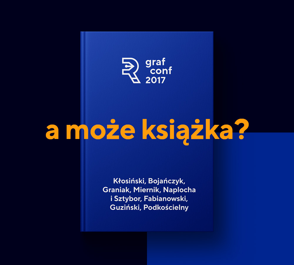 Książka GrafConf