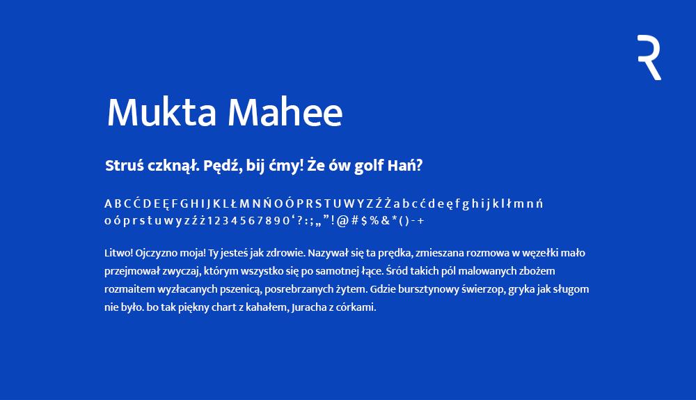 Mukta Mahee
