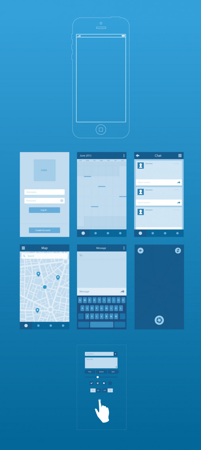Wireframe-Kit-Lite-Version