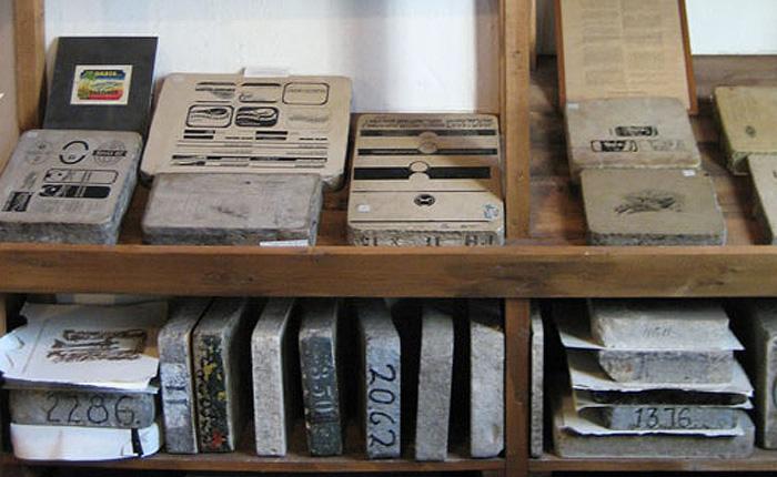 Kamienie litograficzne