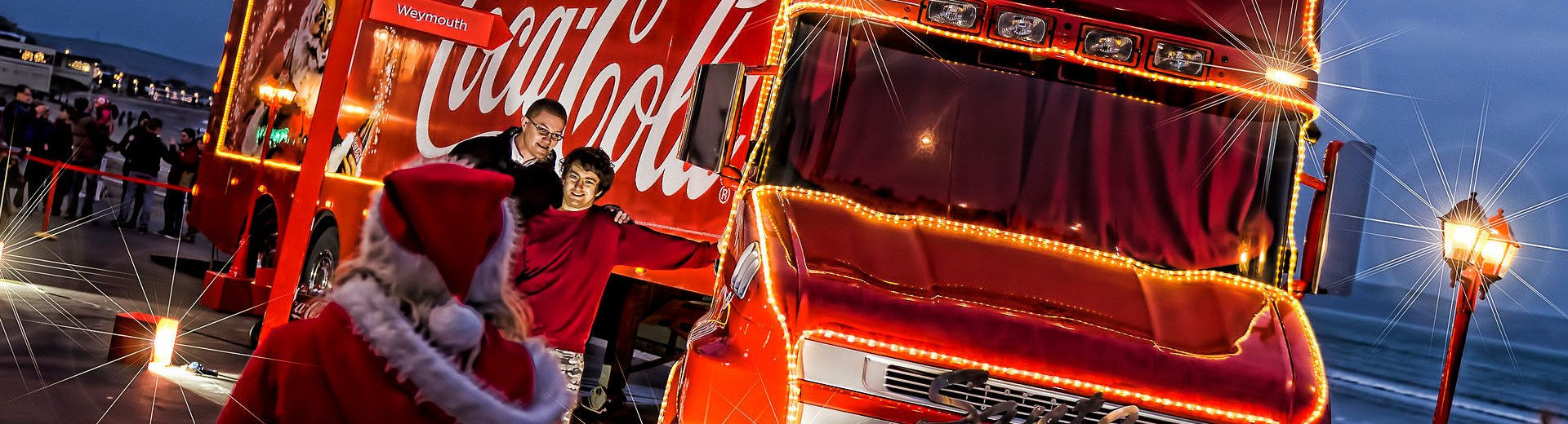 Okładka artykułu Coraz bliżej święta… — Historia Świętego Mikołaja i Coca-Coli