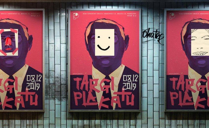 Okładka artykułu Warszawa stolicą plakatu! — Zapraszamy na Targi Plakatu - 8 grudnia w Warszawie