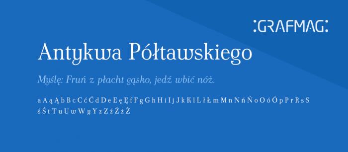 Antykwa-Poltawskiego