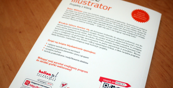 10 Adobe Illustrator Projekty z klasa Robin Williams John Tollet