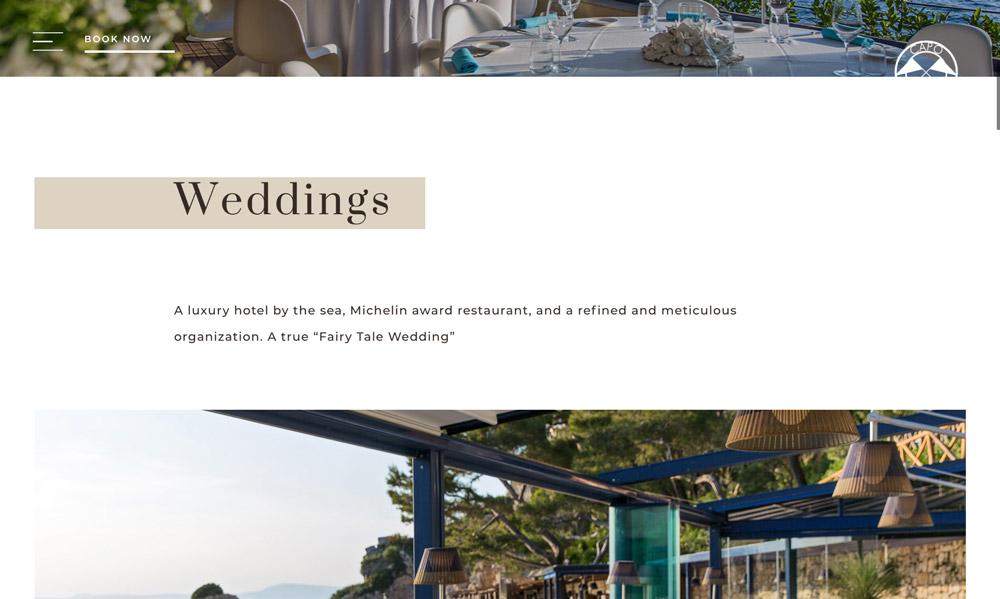 Inspirujące strony internetowe hoteli