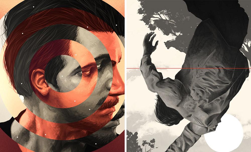 Ilustracje, Tomasz Majewski