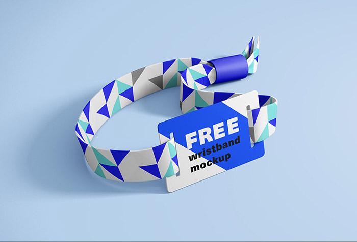 Opaska na rękę - freebies, darmowe materiały