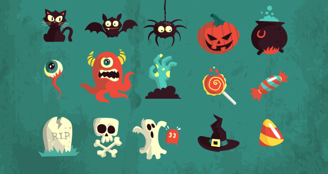 Halloween-Vector-Art-Pack-Vol2